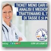 Ticket sanitari - politiche
