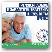 Pensioni adeguate - politiche