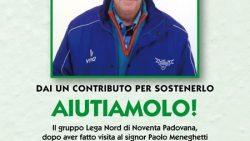 Raccolta fondi per Paolo Meneghetti …ecco come fare!