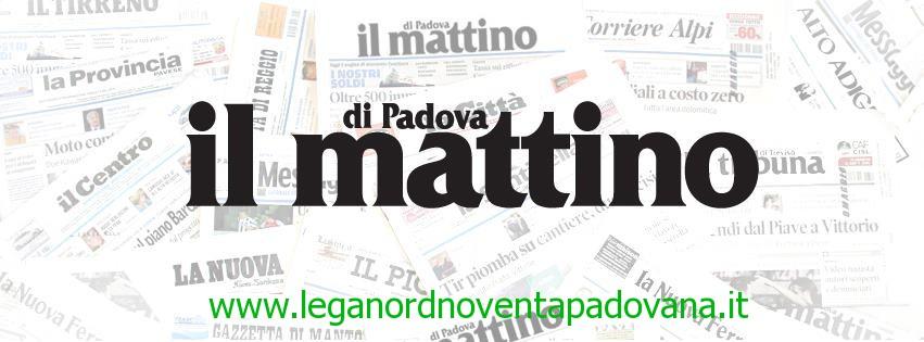 Il Mattino di Padova – 4 luglio 2012 (pag. 22 – sez. nazionale)