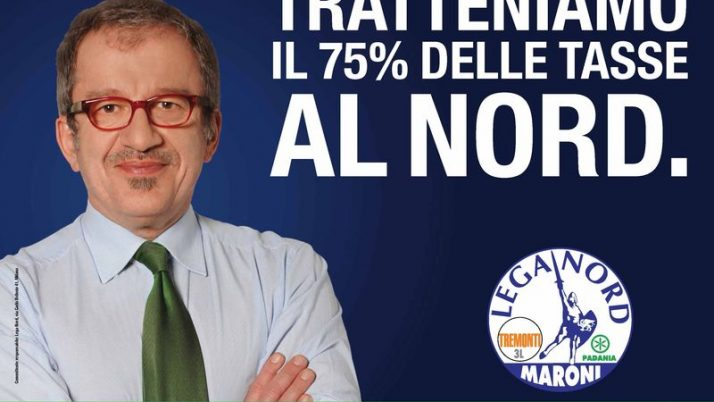 Lega Nord alle Elezioni Politiche 2013