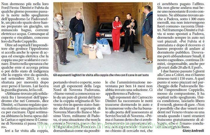 2014-11-23 Il Mattino di Padova